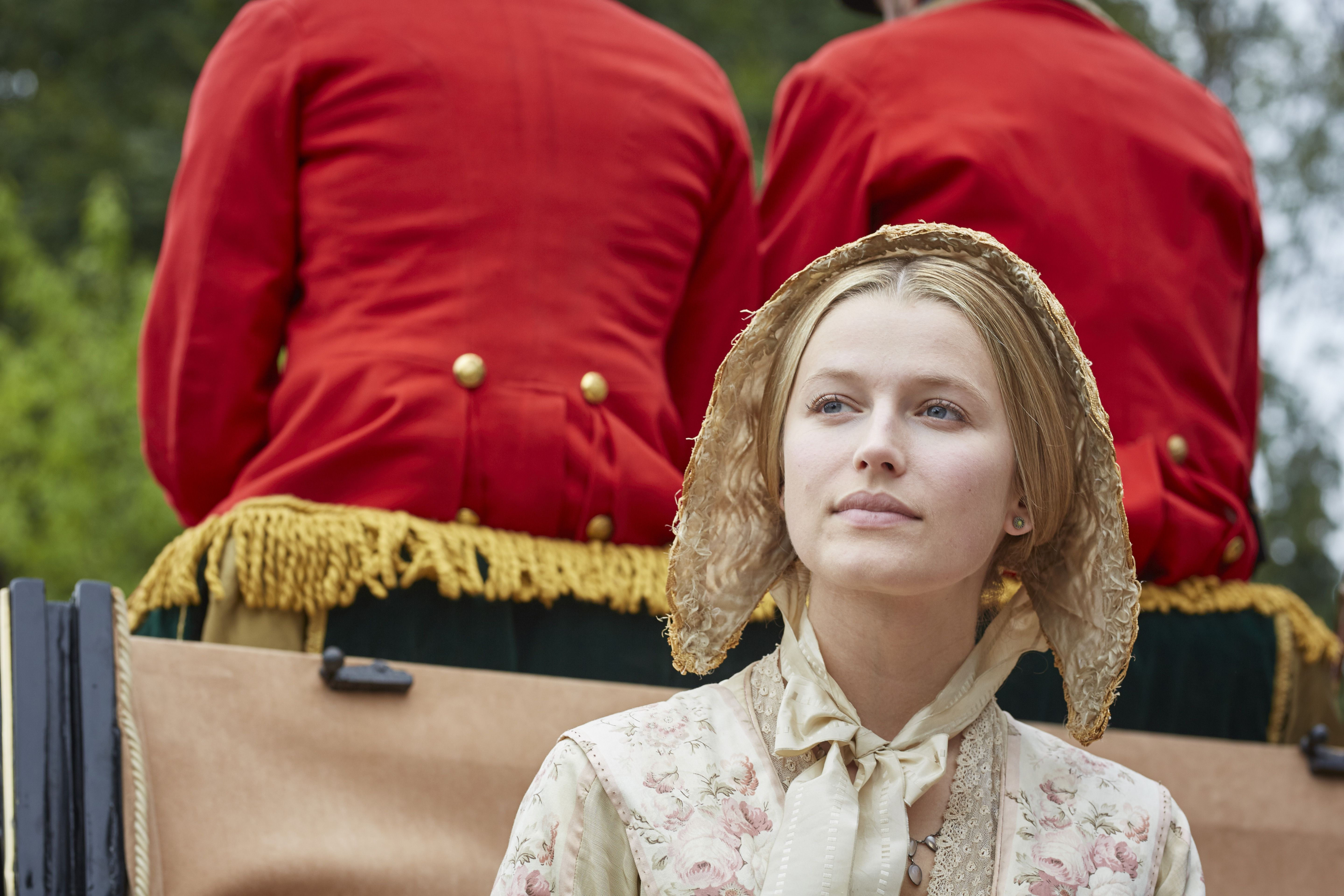 Lily Travers Interview on the Duchess of Monmouth's Affair