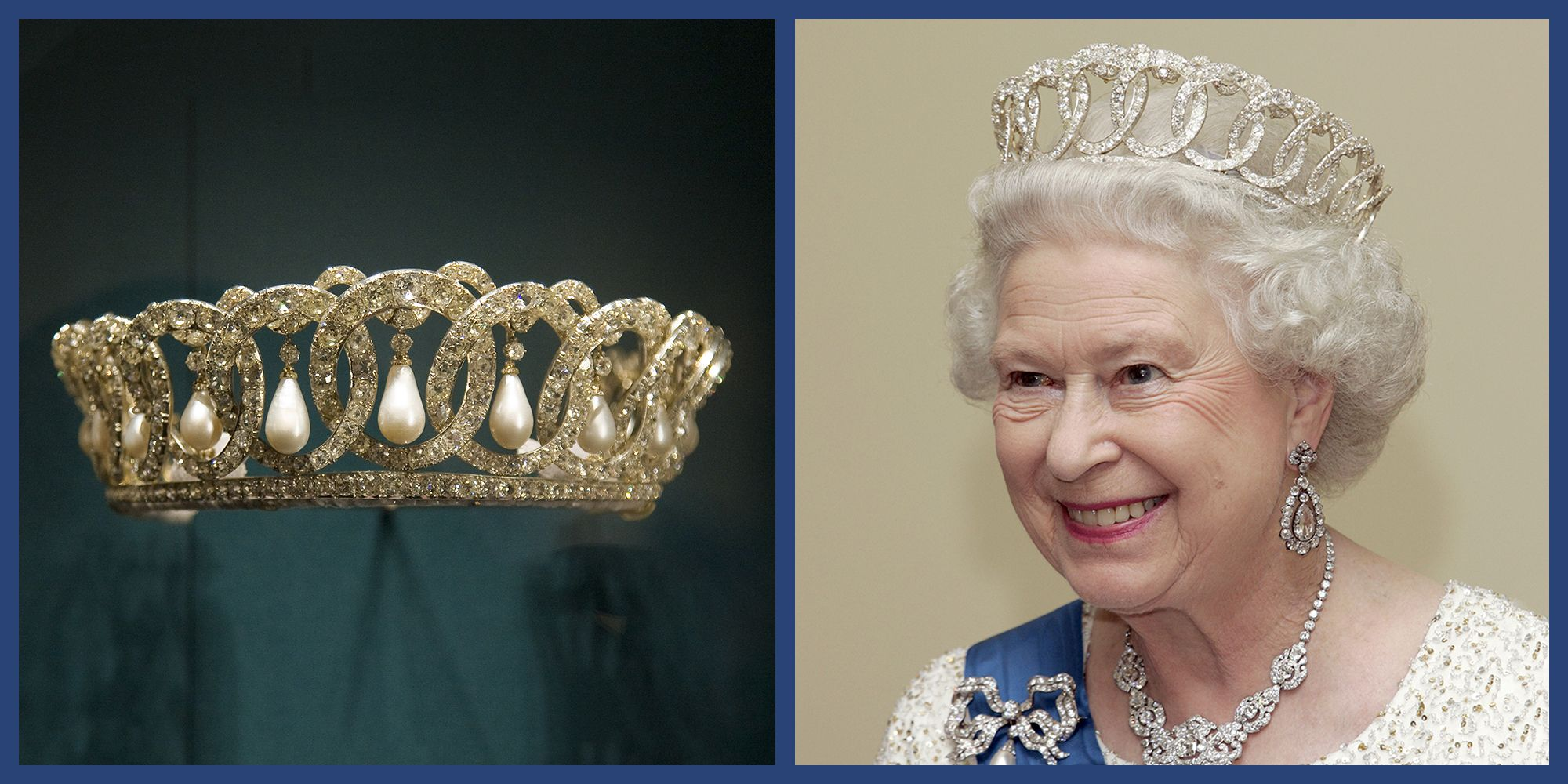 Queen Elizabeth's Favorite Tiara - How a Romanov Jewel Became Part ...