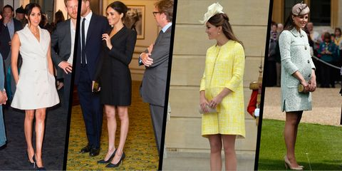 83a3dd09484 Why we can expect to see the Duchess of Sussex in shorter hemlines ...