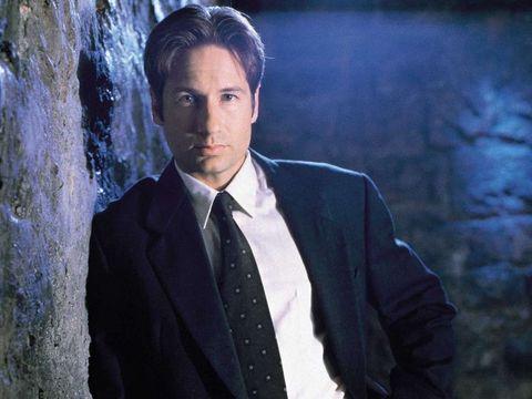 David Duchovny Fox Mulder Expediente X