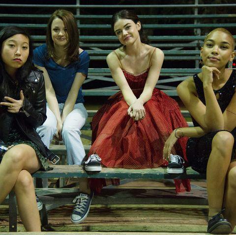 Películas adolescentes de Netflix: Dude.