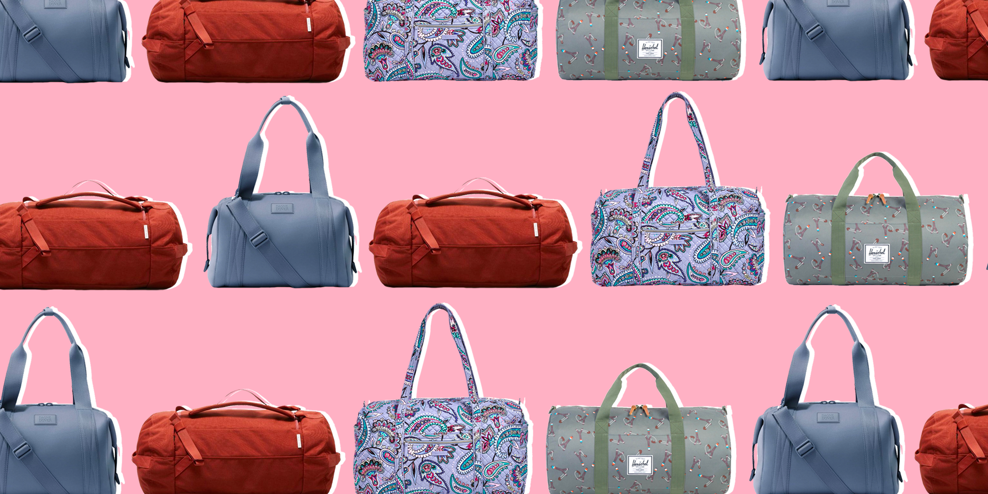 25 Best Weekender Bags For Women 2021