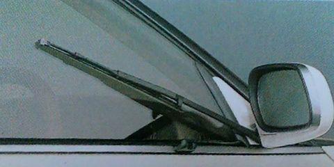 Vehicle door, Windscreen wiper, Automotive exterior, Auto part, Glass, Windshield, Automotive window part, Vehicle,
