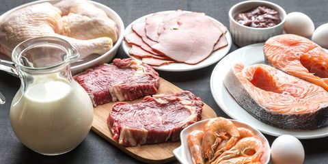 Dish, Food, Cuisine, Animal fat, Ingredient, Red meat, Flesh, Veal, Meat, Salumi,