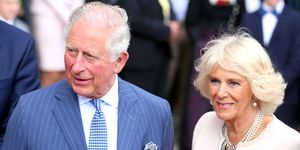 The Duke and Duchess of Cornwall visit Germany