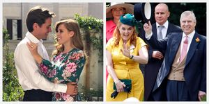 sarah ferguson prince andrew duke and duchess of york princess eugenie edoardo mapelli mozzi engaged