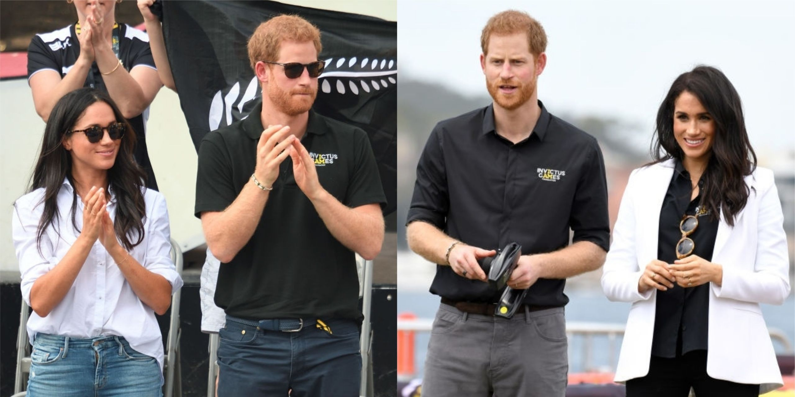 Duke and Duchess of Sussex attend Invictus Games 2018 opening in Sydney
