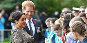 Duke and Duchess of Sussex land in New Zealand