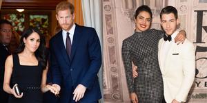 Duke and Duchess of Sussex, Priyanka Chopra, Nick Jonas