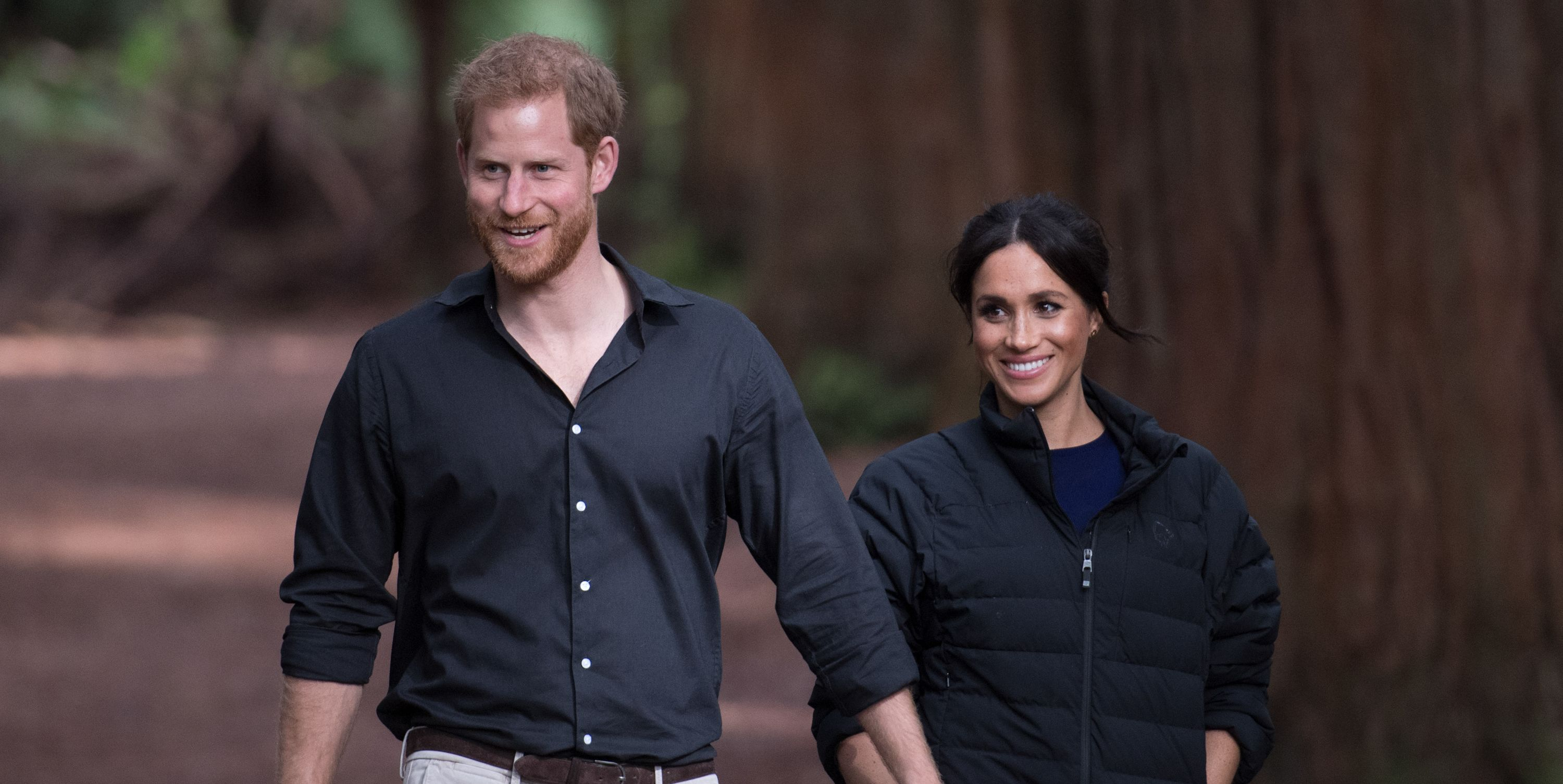 The Duke and Duchess of Sussex on Australia royal tour