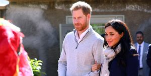 Duke and Duchess of Sussex visit Morocco