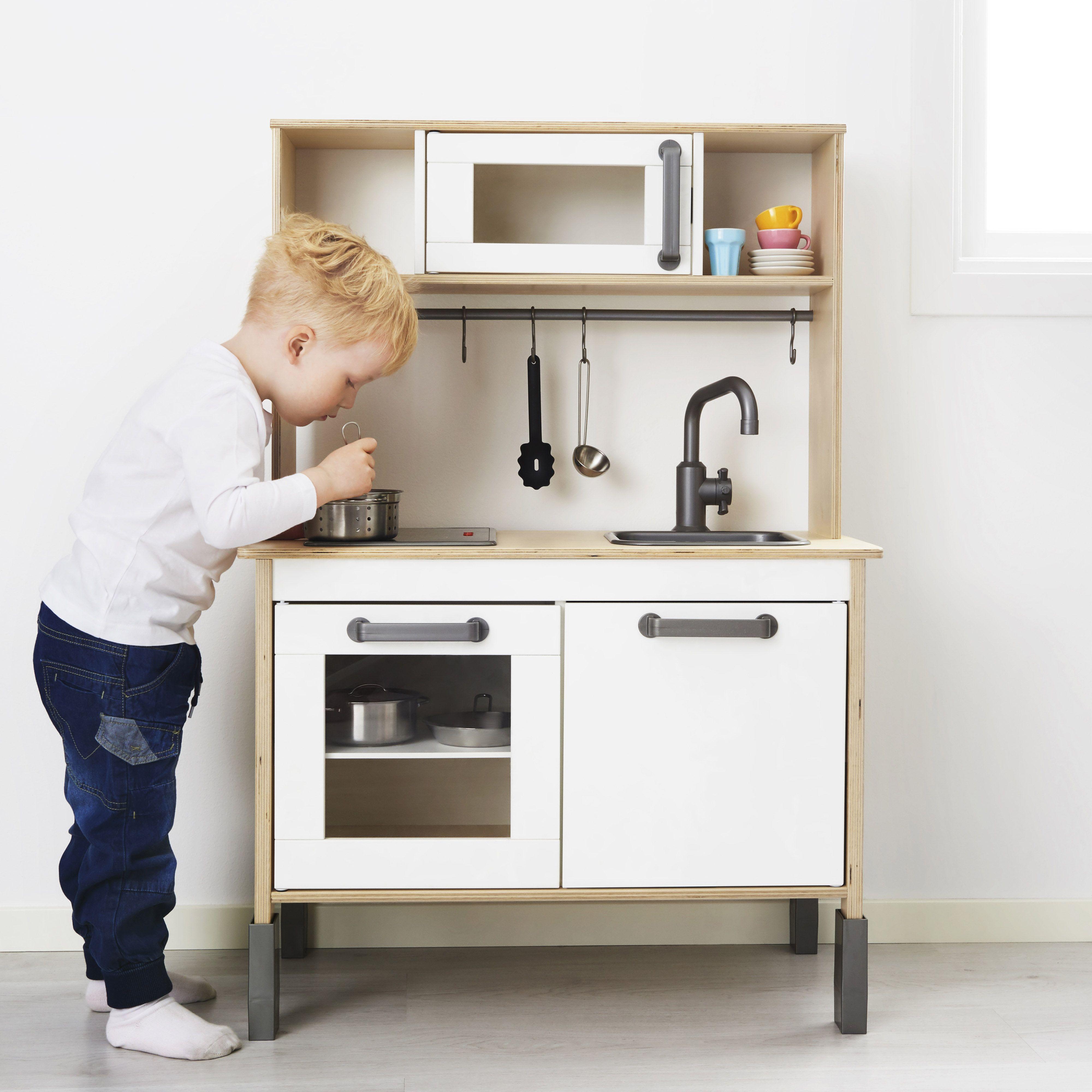 DUKTIG Play Kitchen, £60   IKEA