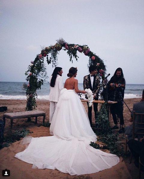 Bride, Photograph, Veil, Wedding dress, Ceremony, Wedding, Bridal veil, Gown, Dress, Marriage,