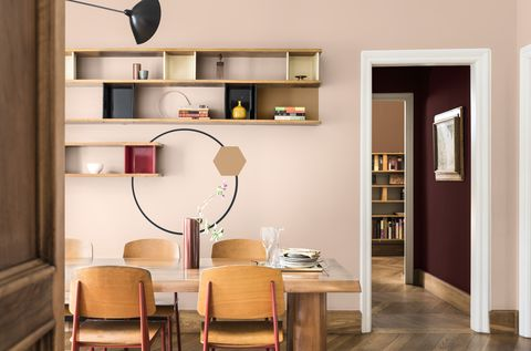 Dulux Colour of the Year 2019 - Spiced Honey