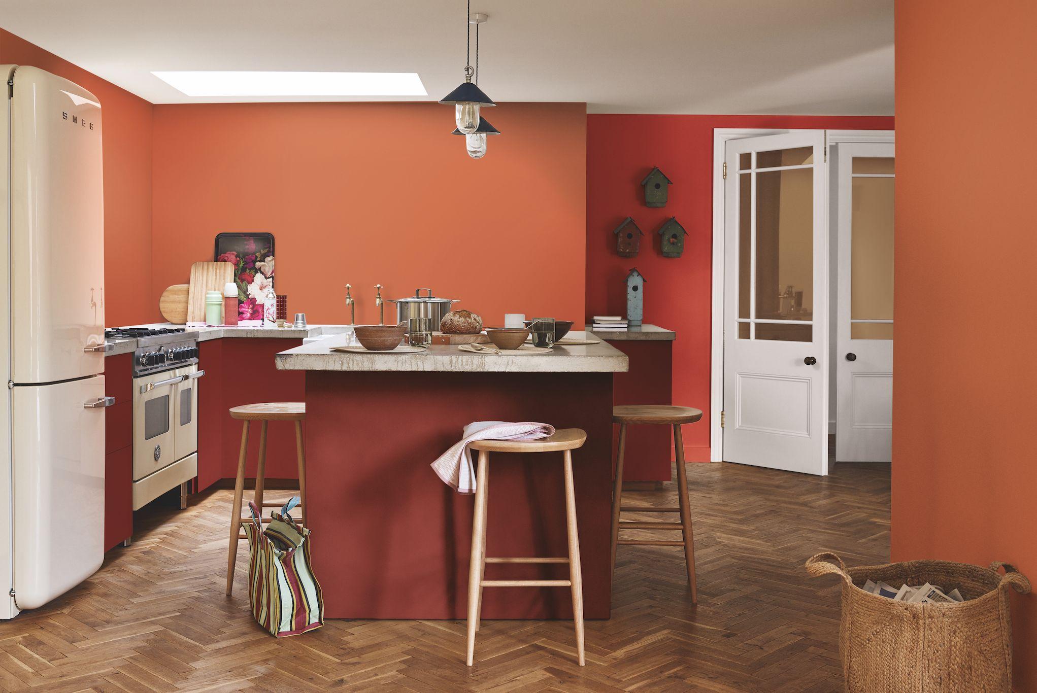 Dulux paint colour palettes - 2019 - a space to love