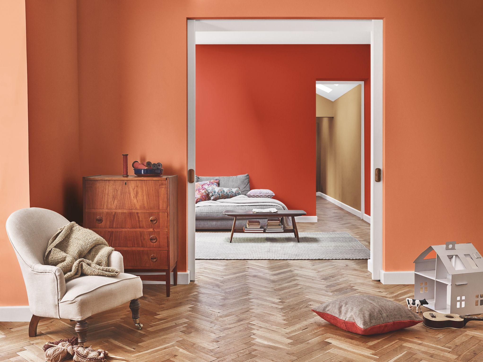 8 Beautiful Colour Schemes For A Cosy Home - Dulux Paint Colours