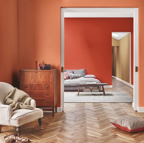 Dulux paint colour palettes - 2019 - a space to love