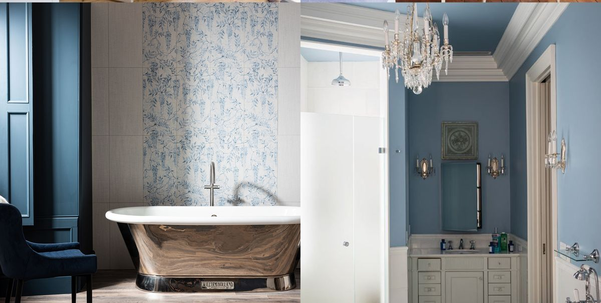 13 interior ideas inspired by 'Bright Skies' blue