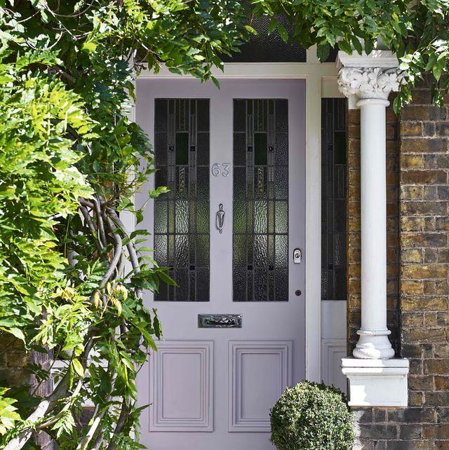 popular front door colours
