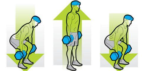 krachtoefeningen, oefening, fietsers, sterker