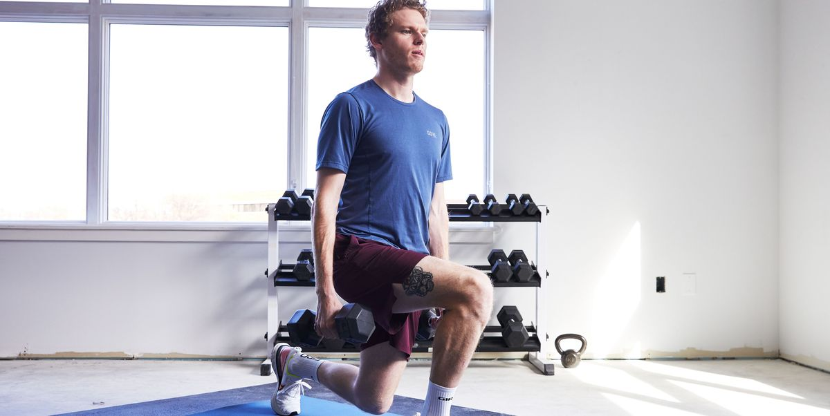To Build Strong Legs, Start With These Exercises