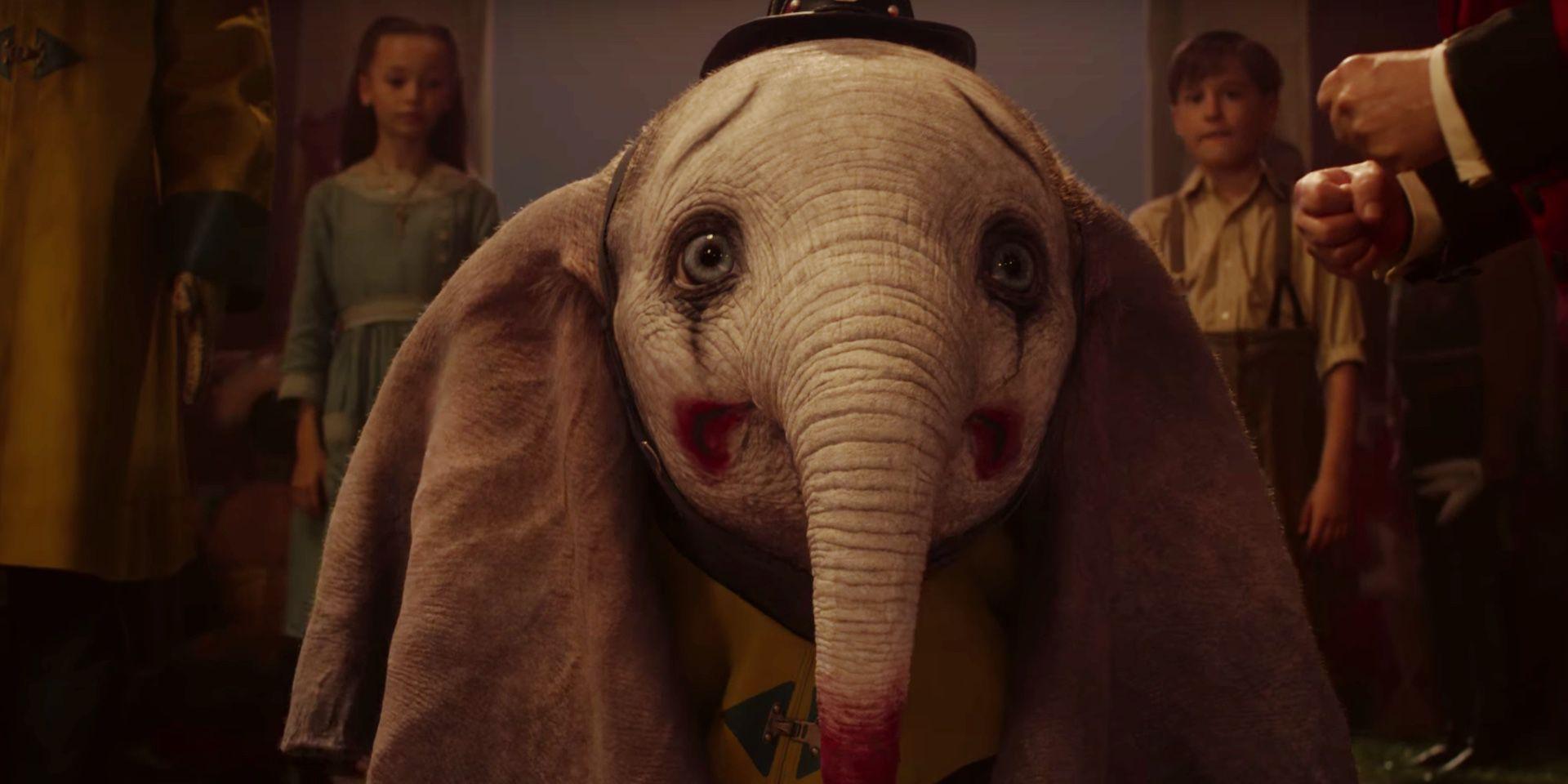 Disney revela el tráiler completo de la nueva película de 'Dumbo'