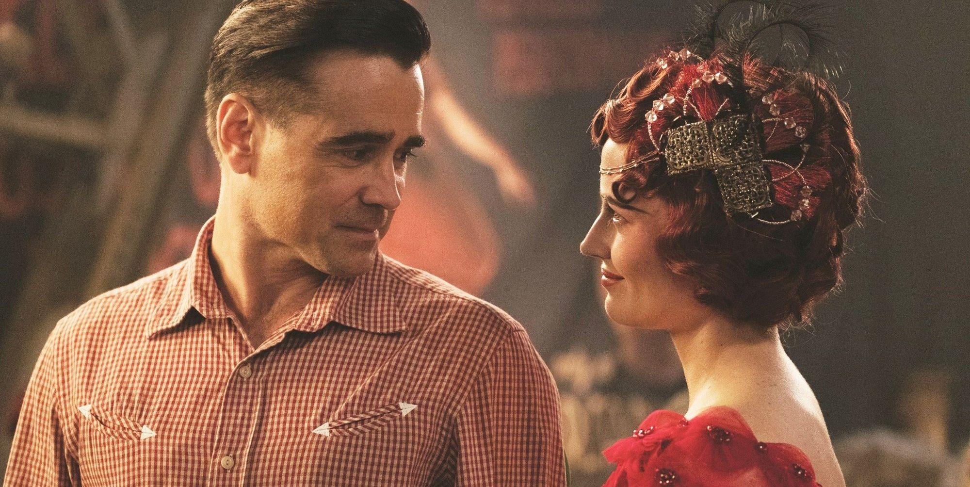 Dumbo Colin Farrell Eva Green