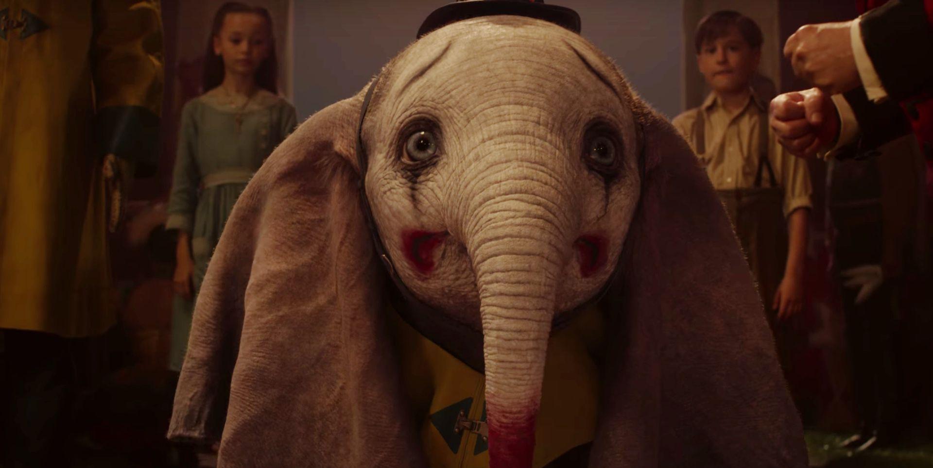 Dumbo payaso