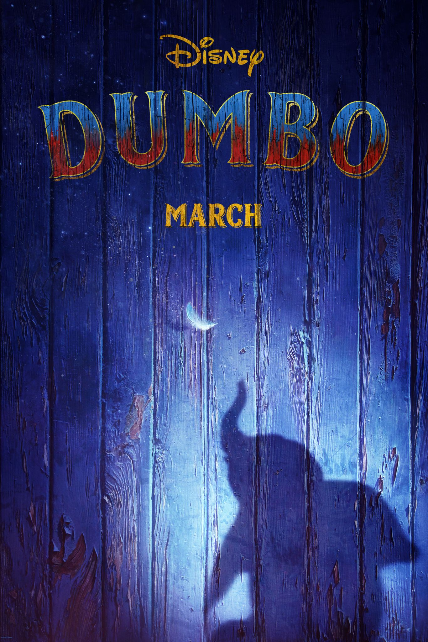 dumbo remake poster