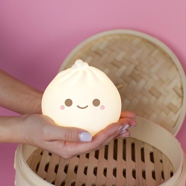 Everyone Needs a Soup Dumpling Nightlight Because HELLO, They're Adorable