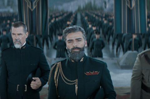 《沙丘》英勇深情雷托公爵——用眼神征服電影圈的奧斯卡伊薩克