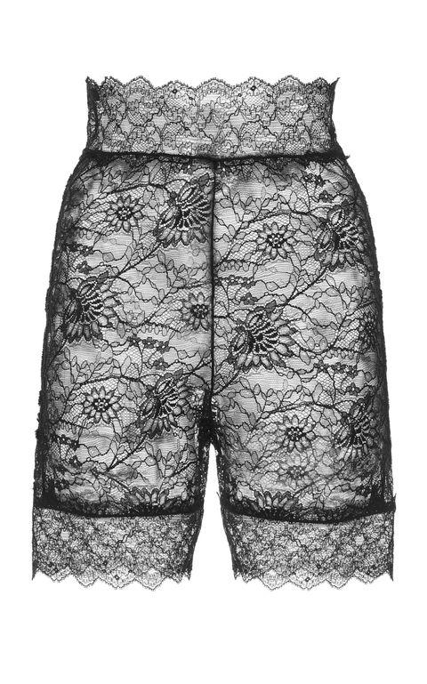 Dundas-lace-short