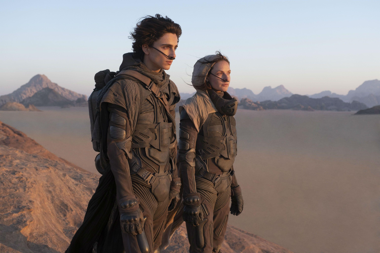 Dune actor Timothee Chalamet reveals when first trailer is coming