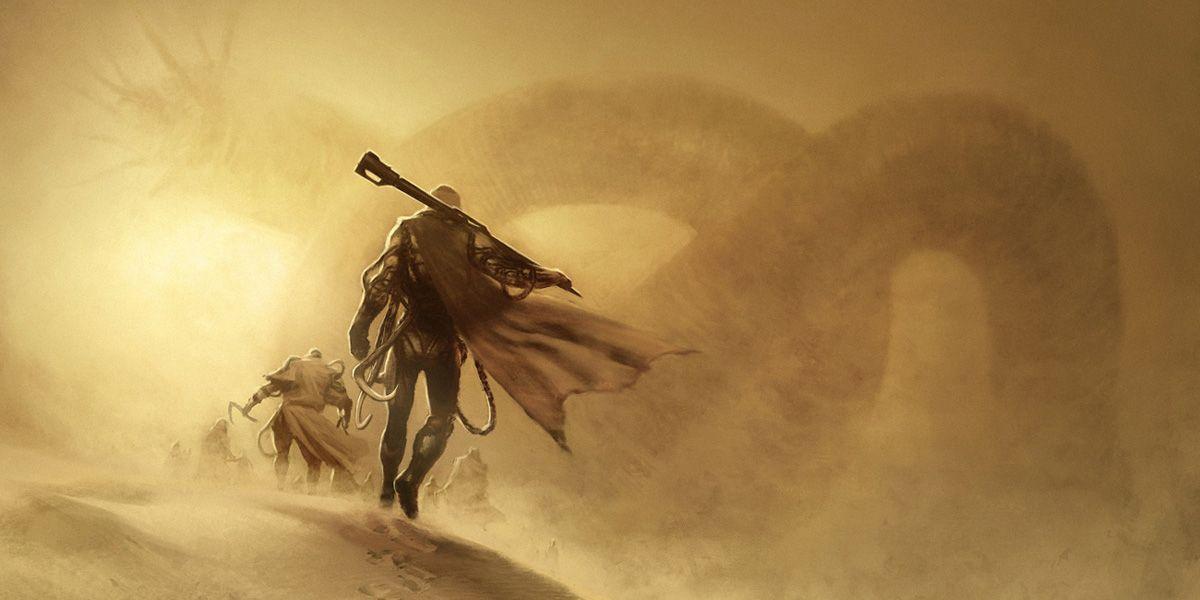 'Dune': filtrado el logo oficial de la película - Dune