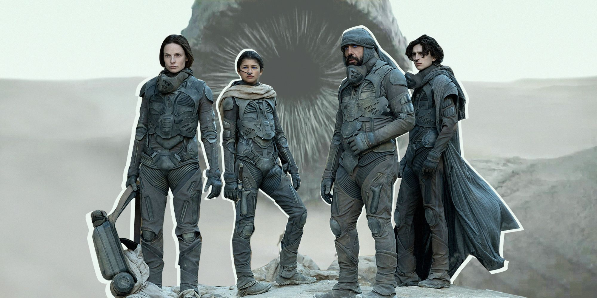 'It's Like the Unwinnable War': How the Team Behind Dune Finally Got it Right