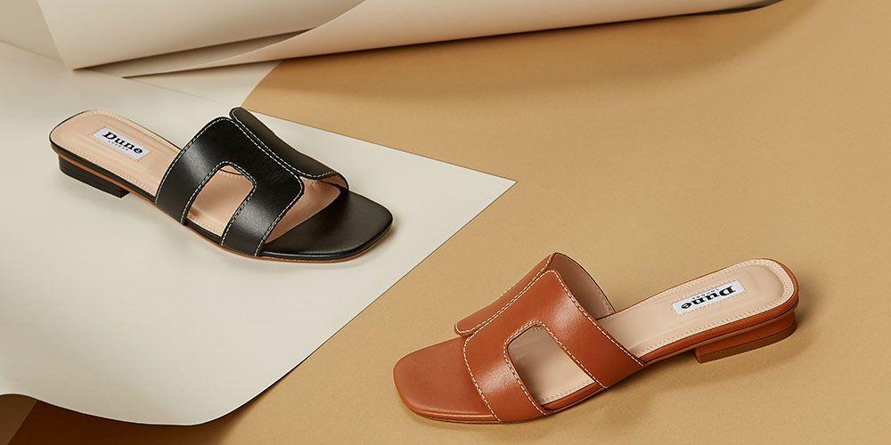 Dune Loupe Sandals