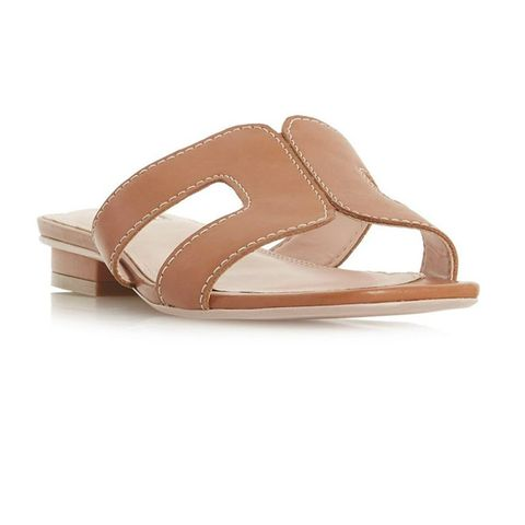 wholesale sales more photos 100% top quality Dune's sell-out summer sandals have been restocked