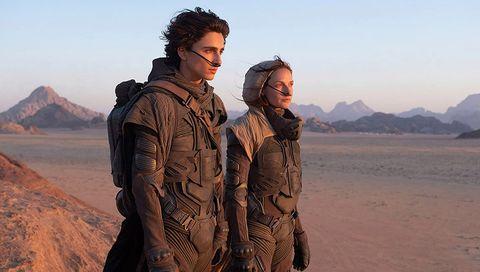 隱身在鎂光燈之外的女戰士——《沙丘》蕾貝卡弗格森亦剛亦柔的紅毯穿搭集