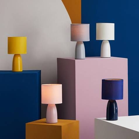 Dunelm Is Selling A Table Lamp For 3 50 In Its Winter Sale