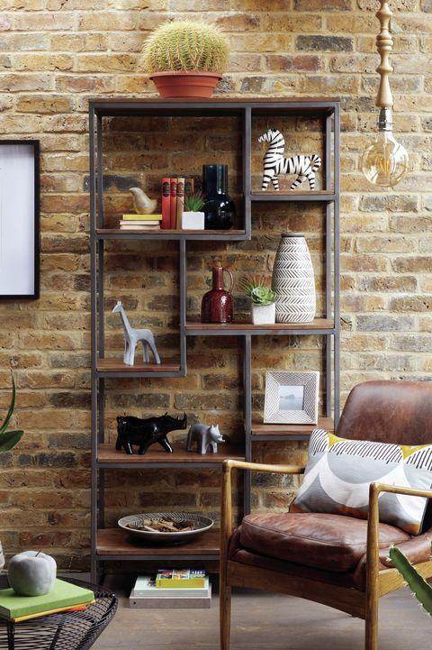 Storage Shelving Units, Living Room Shelf Unit