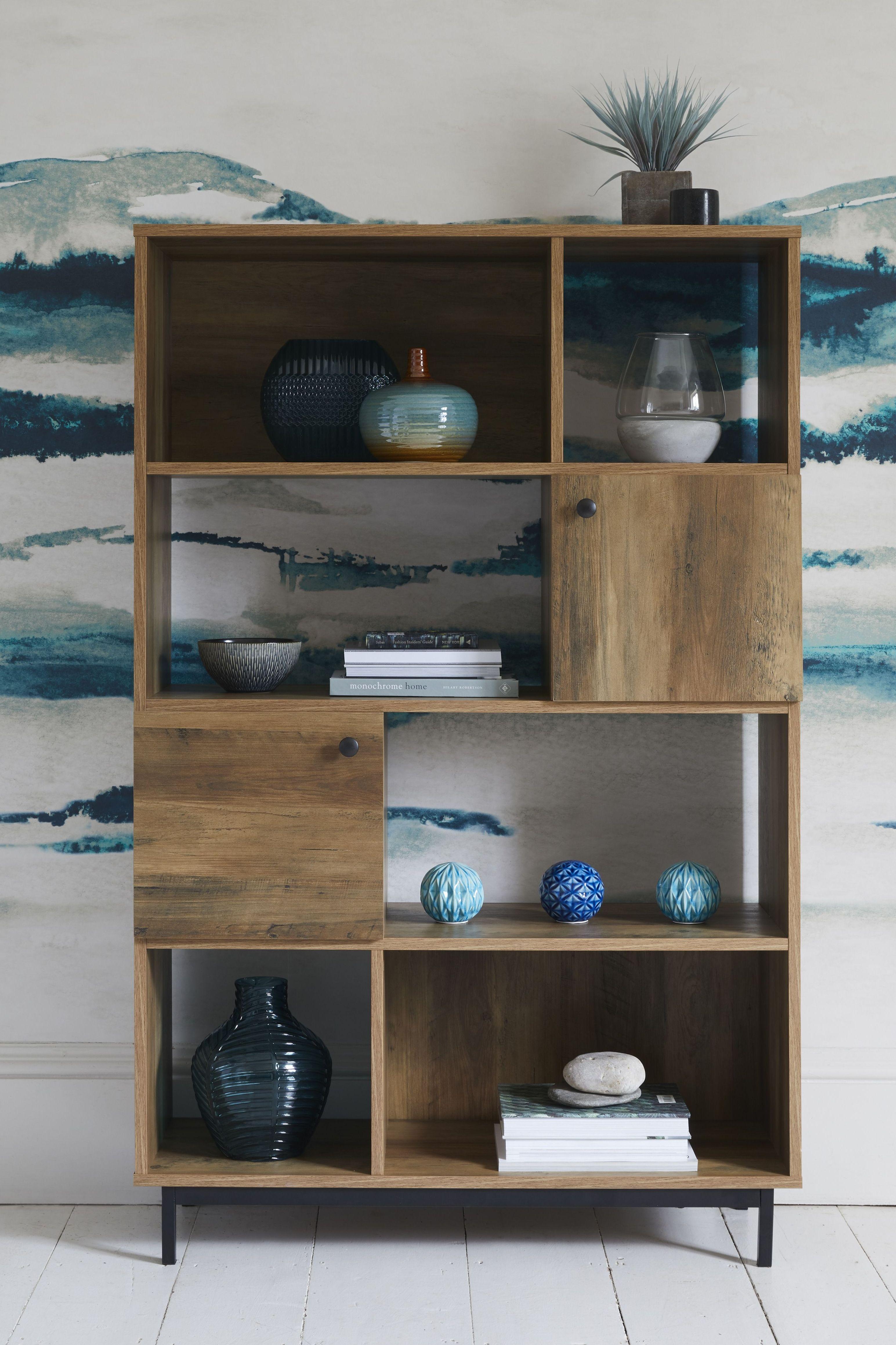 Fulton Bookcase, Dunelm