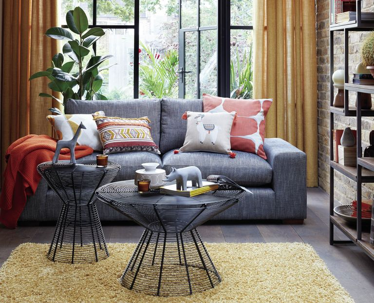 5 Design Tricks For Small Living Rooms - Layout Ideas