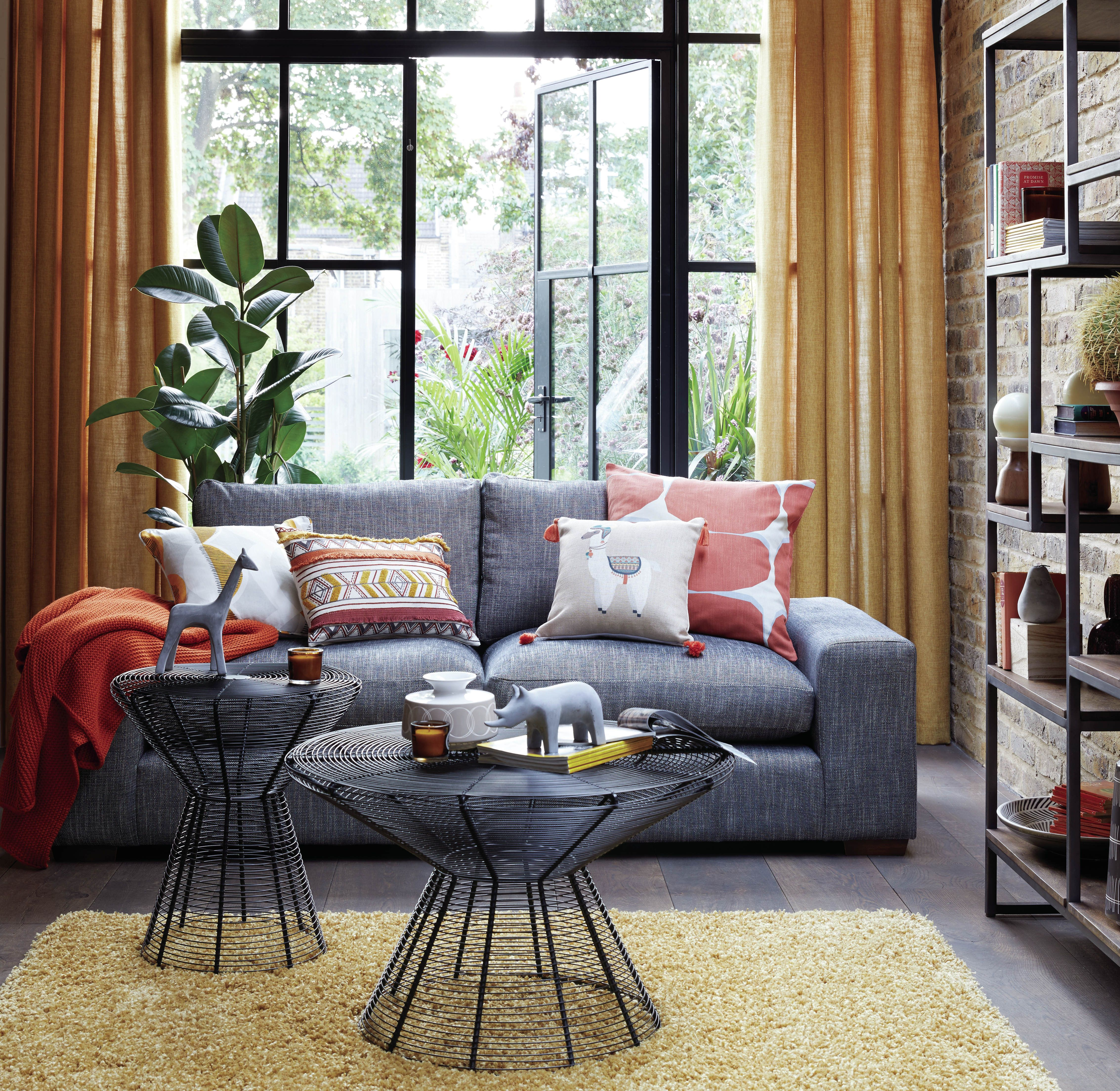 Dunelm Elements Living Room