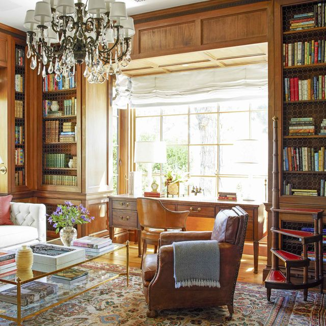 20 Home Library Design Ideas Best Designer Libraries