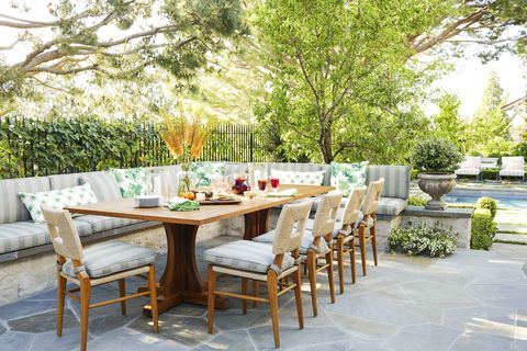 dunham outdoor seating ideas california