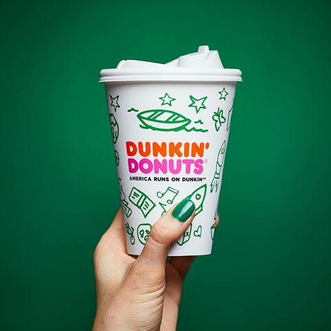 Green, Hand, Brand,