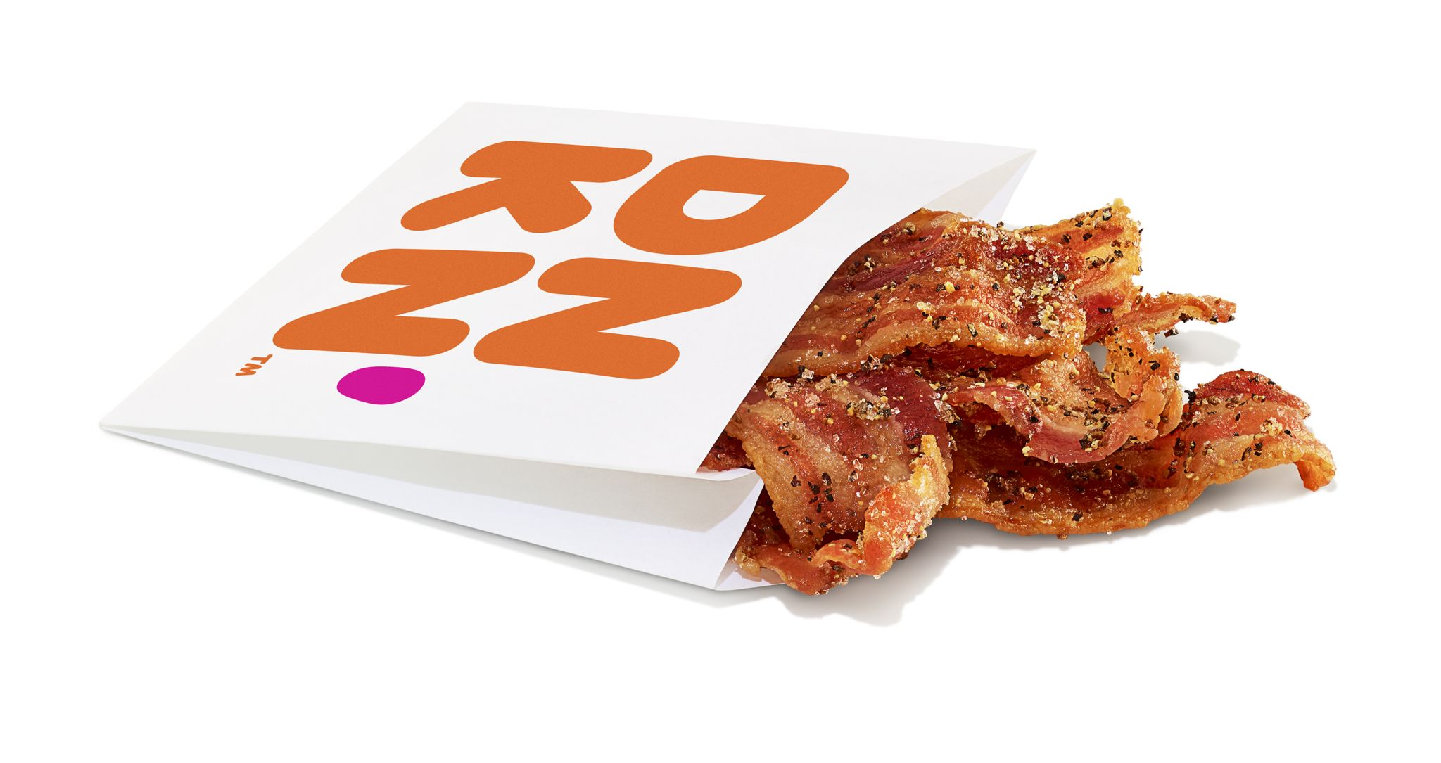 Dunkin' Snackin' Bacon Is The Easiest Snack You Can Get