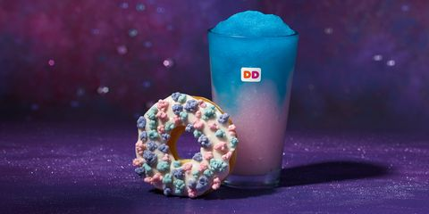 Cosmic Coolatta and Donut