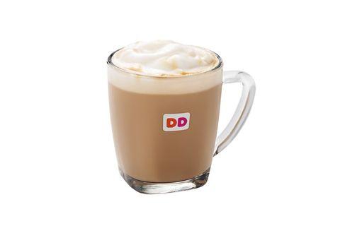 Dunkin donuts latte