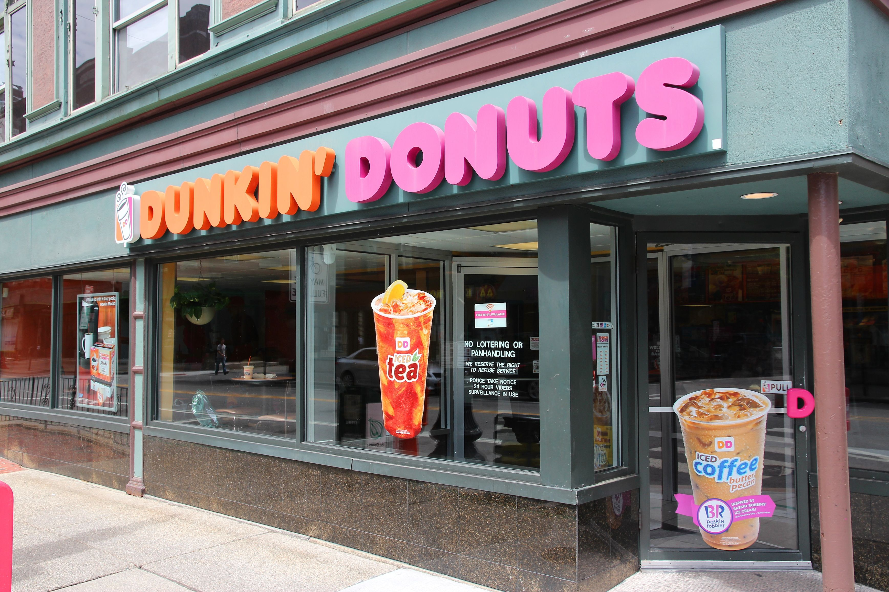 Its Official: Dunkin Donuts Is Now Just...Dunkin pics